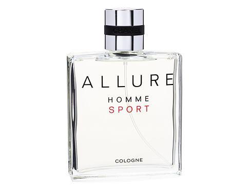 Chanel Allure Homme Sport Cologne 150 ml EDC Poškozená krabička pro muže