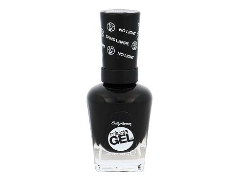 Sally Hansen Miracle Gel STEP1 14,7 ml lak na nehty 460 Blacky O pro ženy