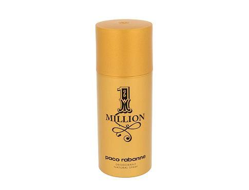 Paco Rabanne 1 Million 150 ml deodorant Deospray pro muže