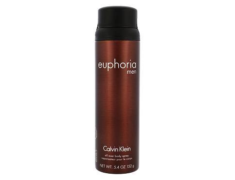 Calvin Klein Euphoria Men 160 g deodorant pro muže