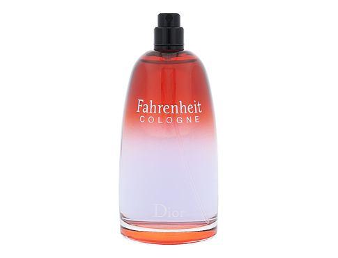 Christian Dior Fahrenheit Cologne 125 ml EDC Tester pro muže