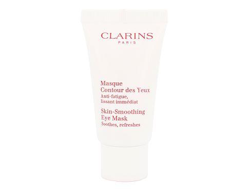 Clarins Eye Care Skin Smoothing Eye Mask 30 ml pleťová maska pro ženy