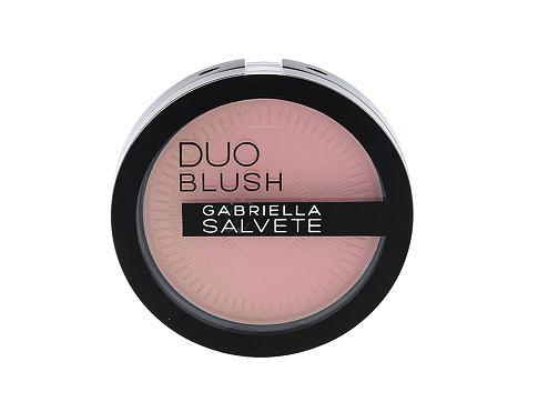 Gabriella Salvete Duo Blush 8 g tvářenka 01 pro ženy