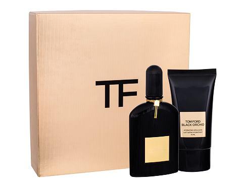 TOM FORD Black Orchid EDP dárková sada pro ženy - EDP 50 ml + hydratační emulze 75 ml