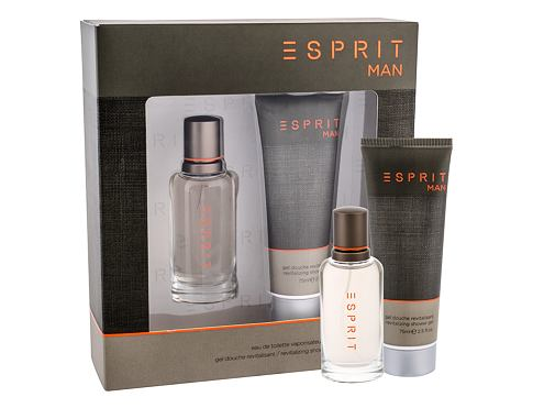 Esprit Esprit Man EDT dárková sada pro muže - EDT 30 ml + sprchový gel 75 ml