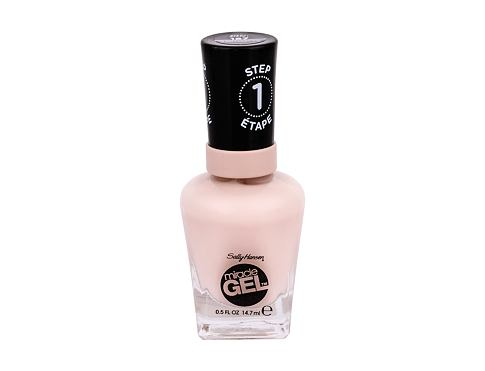 Sally Hansen Miracle Gel STEP1 14,7 ml lak na nehty 187 Sheer Happiness pro ženy