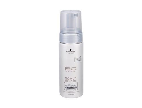 Schwarzkopf BC Bonacure Scalp Genesis Root Activating Foam 150 ml přípravek proti padání vlasů pro ženy