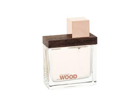 Dsquared2 She Wood 50 ml EDP Poškozená krabička pro ženy