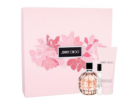 Jimmy Choo Jimmy Choo EDP dárková sada pro ženy - EDP 100 ml + tělové mléko 100 ml + EDP 7,5 ml