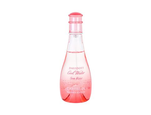 Toaletní voda Davidoff Cool Water Sea Rose Caribbean Summer Edition