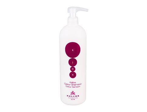Kallos Cosmetics KJMN Colour 1000 ml šampon pro ženy