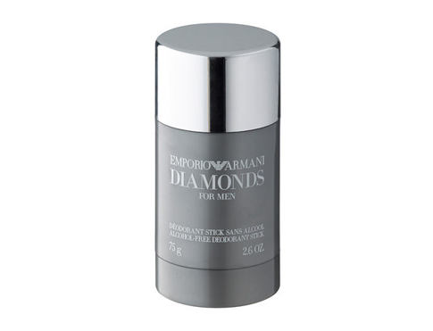 Giorgio Armani Emporio Armani Diamonds For Men 75 ml deodorant Deostick pro muže