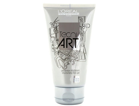 L´Oréal Professionnel Tecni.Art Glue 150 ml gel na vlasy pro ženy