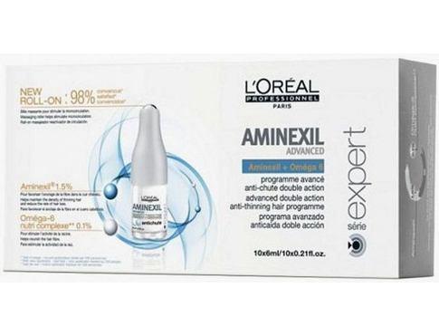 L´Oréal Professionnel Série Expert Aminexil Advanced 42x6 ml přípravek proti padání vlasů pro ženy