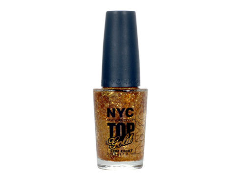 Lak na nehty NYC New York Color Top of the Gold