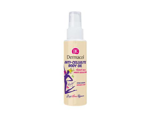 Dermacol Enja Anti-Cellulite Body Oil 100 ml celulitida a strie pro ženy