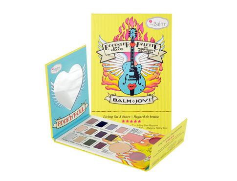 TheBalm Balm Jovi dekorativní kazeta dárková sada pro ženy - Face Palette