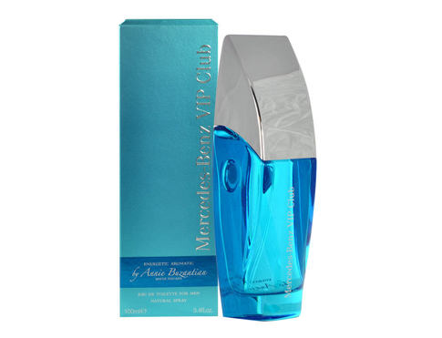 Mercedes-Benz Vip Club Energetic Aromatic by Annie Buzantian 100 ml EDT Tester pro muže