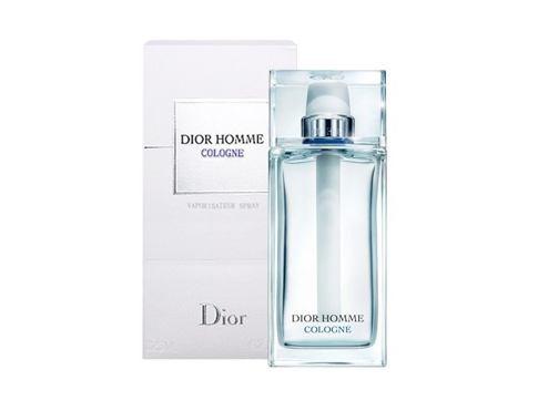 Christian Dior Dior Homme Cologne 2013 125 ml EDC Poškozená krabička pro muže