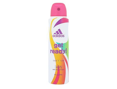 Adidas Get Ready! For Her 48h 150 ml antiperspirant Deospray pro ženy