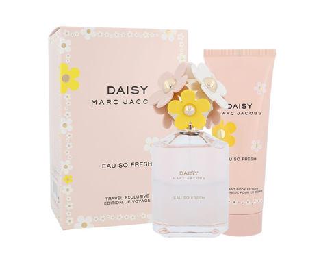 Marc Jacobs Daisy Eau So Fresh EDT dárková sada pro ženy - EDT 125 ml + tělové mléko 75 ml