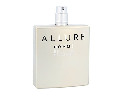 Chanel Allure Homme Edition Blanche 50 ml EDP Tester pro muže
