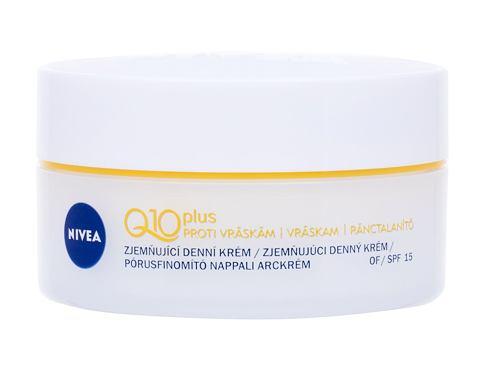 Nivea Q10 Plus Softening 50 ml denní pleťový krém pro ženy