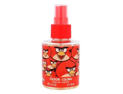 Angry Birds Angry Birds Red Bird tělový sprej dárková sada unisex - tělový sprej 100 ml + kasička