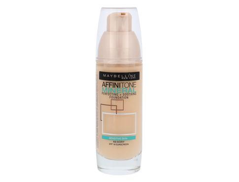 Maybelline Affinitone Mineral SPF18 30 ml makeup 10 Ivory pro ženy