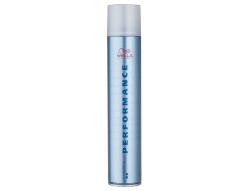 Wella Performance 500 ml lak na vlasy pro ženy