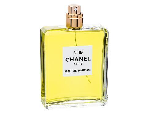 Chanel No. 19 100 ml EDP Tester pro ženy