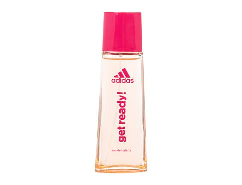 Adidas Get Ready! For Her 50 ml EDT pro ženy