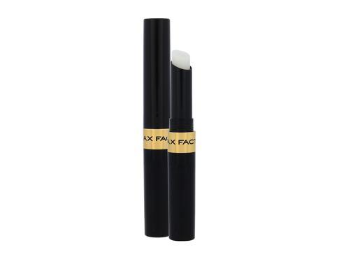 Max Factor Lipfinity Top Coat 1,9 g balzám na rty 2 Clear pro ženy
