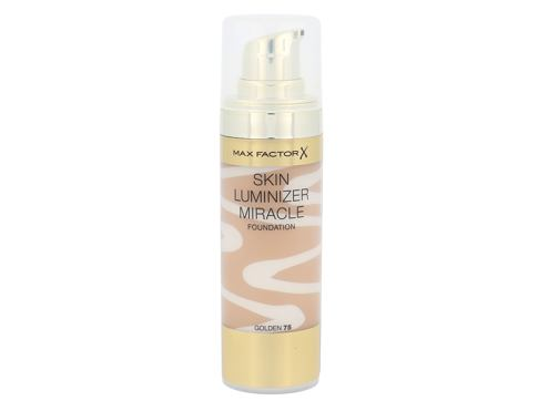 Max Factor Skin Luminizer 30 ml makeup 75 Golden pro ženy