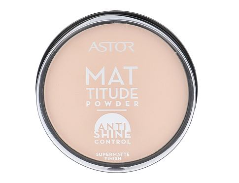ASTOR Mattitude Anti Shine 14 g pudr 001 pro ženy