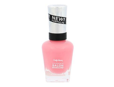 Sally Hansen Complete Salon Manicure 14,7 ml lak na nehty 510 I Pink I Can pro ženy