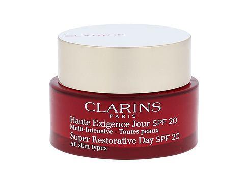 Clarins Age Replenish Super Restorative Day SPF20 50 ml denní pleťový krém pro ženy