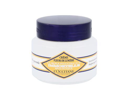 L´Occitane Immortelle Brightening Moisture Cream 50 ml denní pleťový krém pro ženy