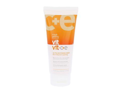 Diet Esthetic Vit Vit C+ E Peeling Mask 100 ml pleťová maska pro ženy