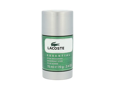 Lacoste Essential 75 ml deodorant Deostick pro muže