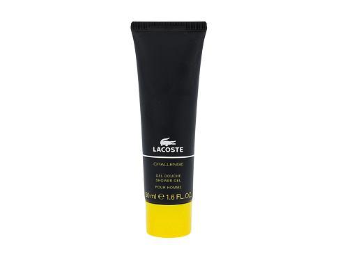 Lacoste Challenge 50 ml sprchový gel pro muže