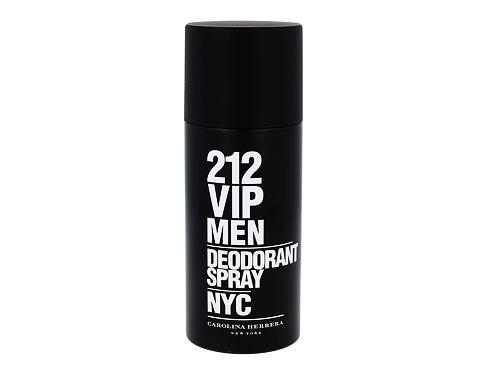 Carolina Herrera 212 VIP Men 150 ml deodorant Deospray pro muže