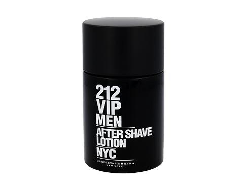 Carolina Herrera 212 VIP Men 100 ml voda po holení pro muže