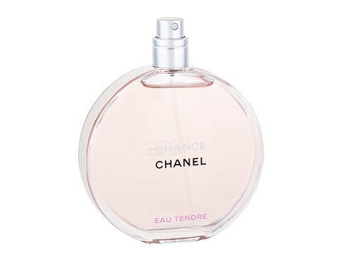 Chanel Chance Eau Tendre 100 ml EDT Tester pro ženy