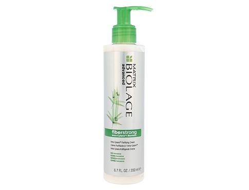 Matrix Biolage Fiberstrong Fortifying Cream 200 ml balzám na vlasy pro ženy