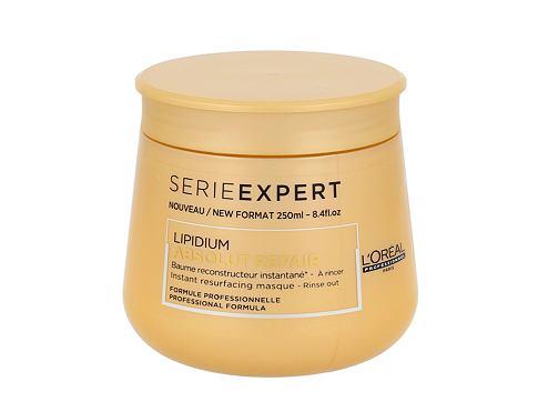 L´Oréal Professionnel Série Expert Absolut Repair Lipidum 250 ml maska na vlasy pro ženy