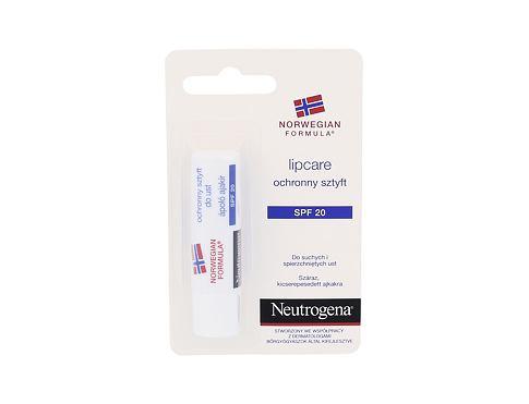 Neutrogena Norwegian Formula Lip Care SPF20 4,8 g balzám na rty pro ženy