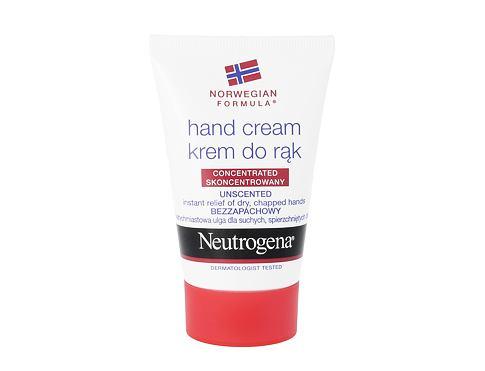 Neutrogena Norwegian Formula Unscented Hand Cream 50 ml krém na ruce pro ženy