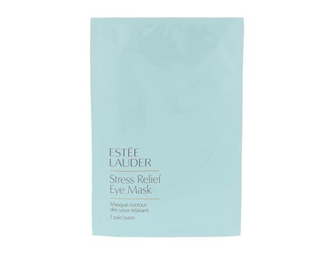 Pleťová maska Estée Lauder Stress Relief Eye Mask 11 ml