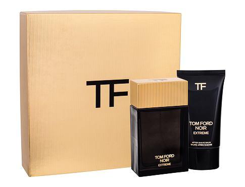TOM FORD Noir Extreme EDP dárková sada pro muže - EDP 100 ml + balzám po holení 75 ml